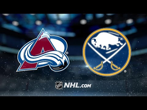 Balanced offense helps Avalanche hold off Sabres, 5-4