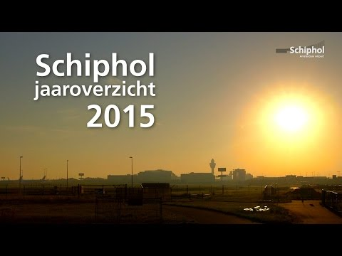 Jaaroverzicht Schiphol 2015