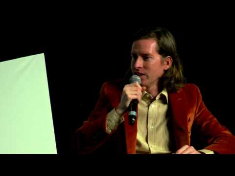 Masterclass Wes Anderson - Sadie McKee - Leffest'14