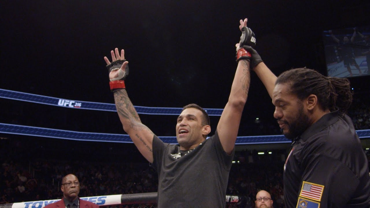 Fight Night London: Fabricio Werdum - I Want to Finish the Fight