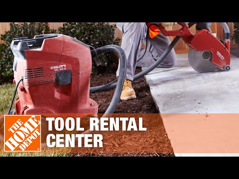 The home depot tool rental center concrete saws youtube - Renter s wallpaper home depot ...