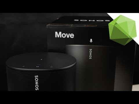 Ein tragbarer Sonos Lautsprecher !? - Sonos Move Review   Techniknow