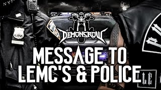 Police & Law Enforcement Motorcycle Clubs