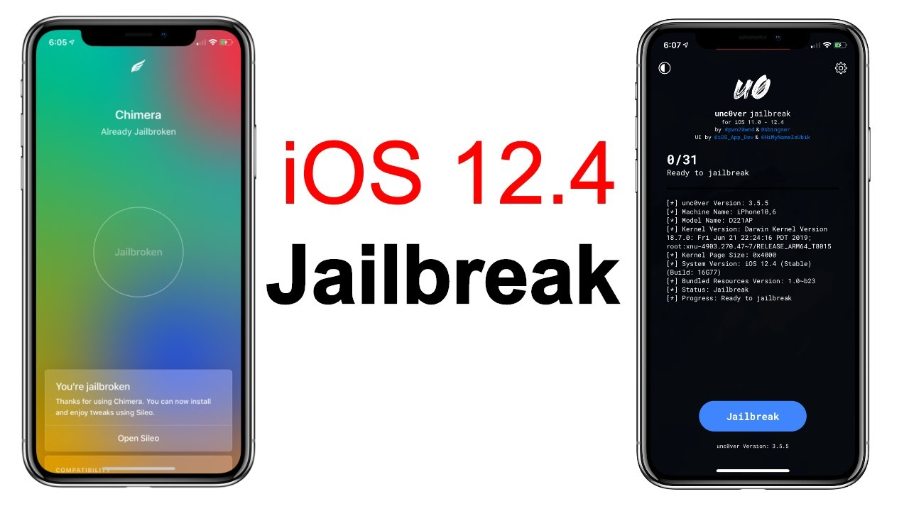 How To Jailbreak iOS 12 4 | Ceadd's Apple World