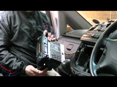 Dodge Ram Stereo Wiring Diagram Speaker For 2016 1500 Aftermarket Dvd Sat Nav Gps Media Player Install Into Mercedes Vito Viano Sprinter Part 1 - Youtube