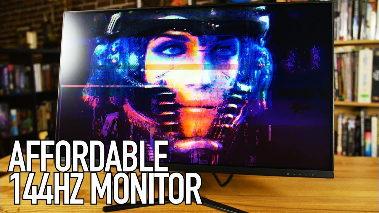 1440p, 144Hz, FreeSync, & Affordable? | PIXIO New PX277 Monitor
