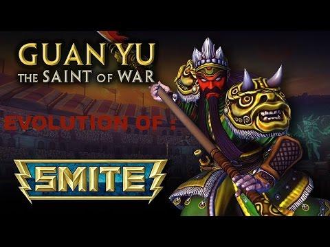 Evolution of: Guan Yu
