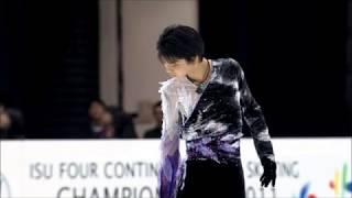 """[Music Only] """"White Legend"""" Yuzuru Hanyu 2010 SP"""
