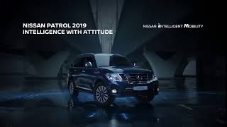 Nissan Patrol 2019 -  Intelligent Around View Monitor