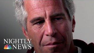 FBI Agents Raid Jeffrey Epstein's Private Caribbean Island | NBC Nightly News
