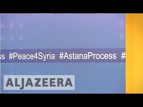 Inside Story - Can talks in Astana be a turning point to end the war in Syria?