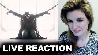Injustice 2 The Lines Are Redrawn Trailer REACTION