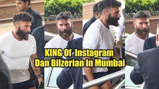 King Of Instagram Dan Bilzerian Arrives Mumbai To Announce His Association With LivePools india