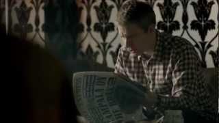 BBC Sherlock | Death Frisbee
