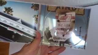 "Dr Dre ""Compton"" Album Unboxing (2015)"