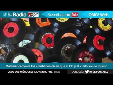 ¿Son mejores los discos de vinilo en calidad de sonido? - OMG! Radio