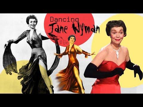Dancing Jane Wyman