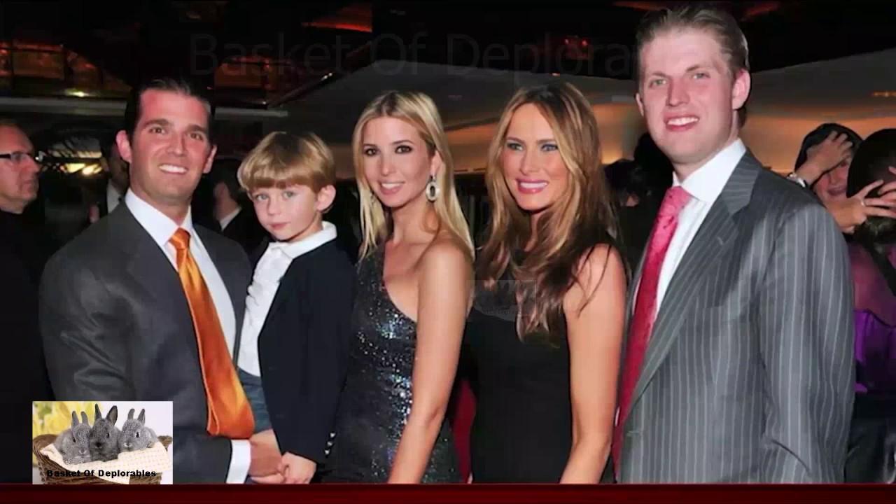 Ivanka Trump, Tiffany Trump, Melania Trump And The -3523