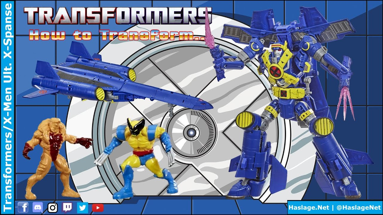 Transformers & X-Men: Ultimate X-Spanse Review by HNE Games