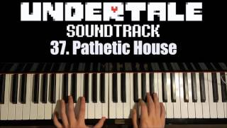 Undertale OST - 37. Pathetic House (Piano Cover by Amosdoll)