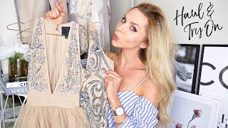 One of Laura Blair's most viewed videos: HAUL AND TRY ON | July 2017 | Asos, Missguided, Rare London, Little Mistress
