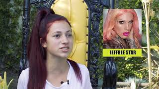 Danielle bregoli roasting the SH*T out of people.