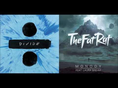 Shape Of A Monody (Mashup) - Ed Sheeran & TheFatRat & Laura Brehm