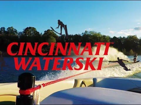 UC Waterski 2017 - Can you walk on Water?