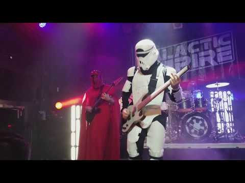 Galactic Empire - Duel of the Fates (Live) Raleigh, NC 7-14-17