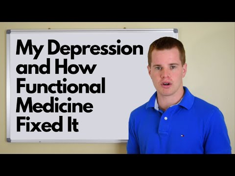 My Depression and How Functional Medicine Fixed It