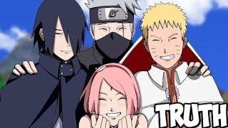 Naruto Creator Reveals Major Naruto Manga Secrets! ボルト ボルト 検索動画 47