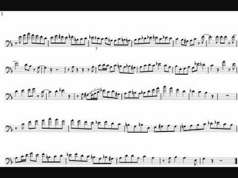 Carl Fontana 'Soon' Trombone Solo Transcription