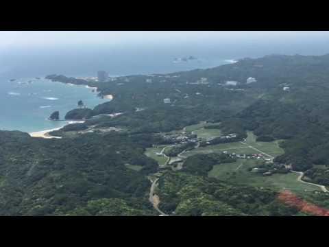 種子島の宇宙航空研究開発機構(JAXA)を空から見た!
