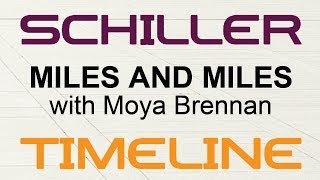 Schiller - Miles And Miles (with Moya Brennan)