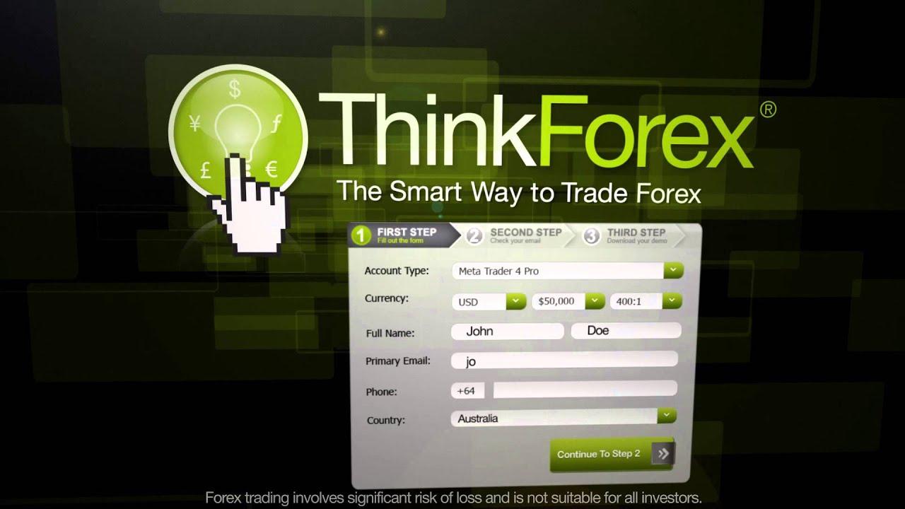 Think forex australia