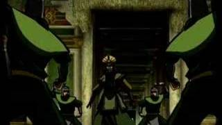 Avatar escape from the spirit world:Avatar Kyoshi