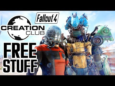 Full Download] Fallout 4 Custom Space Marine Armour With