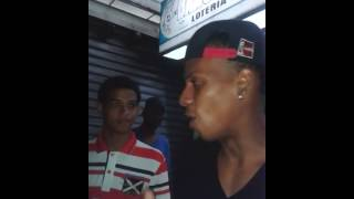 Mandrake vs Sin Freno Freestyle Improvisando 2015