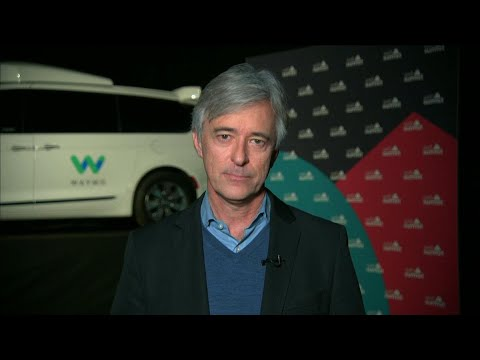 Waymo CEO Sees 'Point of Confidence' With Self Driving