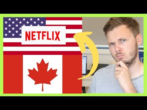 How To Watch US Netflix In CANADA 2020? 🔥🇨🇦🇺🇸