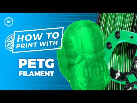 How To Succeed With PETG Filament // Tips For 3D Printing With PETG Filament