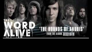 "The Word Alive - ""The Hounds Of Anubis"" (w/ Lyrics)"
