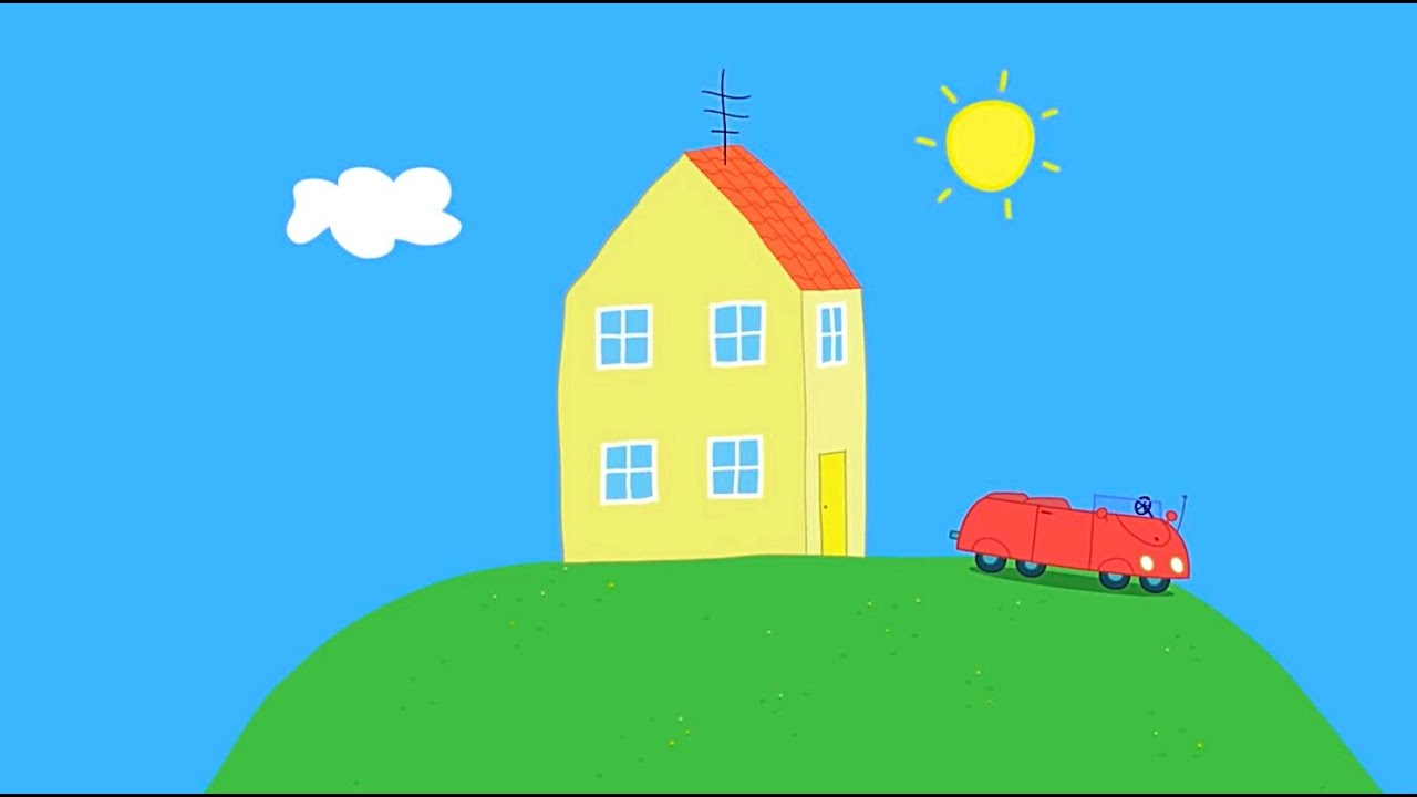 Peppa pig the new house episode 2 english youtube - Peppa pig la casa de vacaciones ...