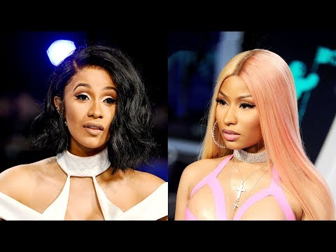 "nicki-minaj-reacts-to-cardi-b-""bodak-yellow""-hitting-number-1"