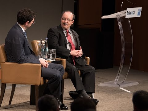 Amory Lovins, Rocky Mountain Institute Co-founder: Talks@GS Session Highlights