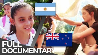 School in New Zealand and Argentina | Planet School | S01 E03 | Free Documentary
