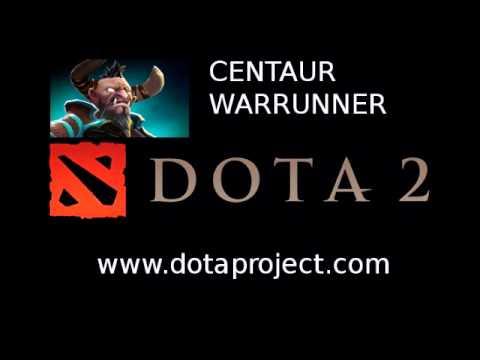 Dota 2 Centaur Warrunner Voice