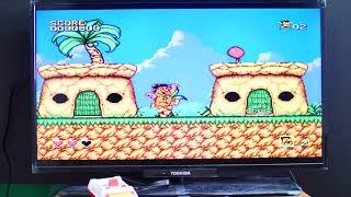 【懷舊盒子RetroCase】Sega 世嘉MD Megadrive Genesis - 摩登原始人 The Flintstones