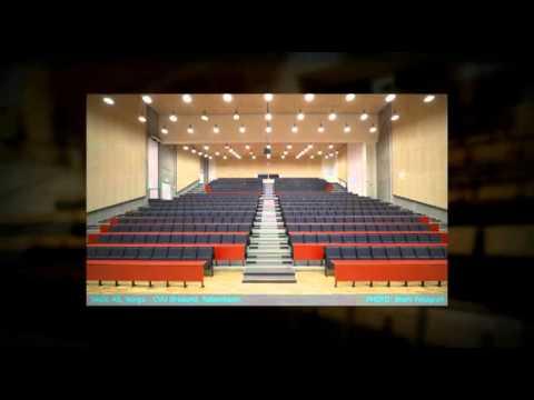Lecture Theatre Seats by Skeie Auditorium Seating @ www.skeie.com