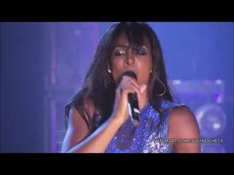 Kelly Rowland - Walmart Soundcheck